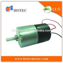 Long life high torque 6mm shaft 37mm 12volt bldc 500rpm