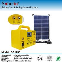 camping china solar panel home lighting systems cost 250 watt