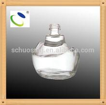 Item HSB35 glass milk bottles wholesale 5 gallon glass jar voss water