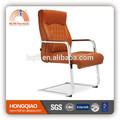Haut retour en cuir cv-b42bs-2 luge chaise visiteur haut de gamme de meubles de bureau