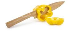 Eco-friendly Bamboo Kitchen Fruit Knife