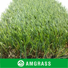 30 mm height synthetic grass decoration in the garden