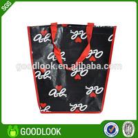 Waterproof lamination nonwoven fabric folding bag wholesale