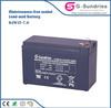Multifunction panel solar battery 12v180ah