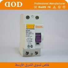 FCL7-3p(AC Type) RCCB/RCD/residual current circuit breaker plastic
