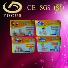 Nice Focus Love baby diaper wholesale disposable baby diapers, free samples available !!