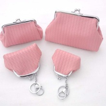 BV2168 Stylish Purses set small fresh series Clutch 4 pieces women coin bags different sizes