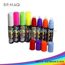 Amozon Hot Sale Liquid Chalk Markers Highlighter Manufacturer Logo & Private Label Providing