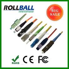 High quality various connectors patch cord fiber