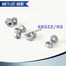 China cixi factory mini ball bearing 685 ZZ RS Open