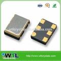 Seam sellado de cerámica 7.0*5.0mm vcxo smd oscilador 200 mhz de voltaje para el convertidor de frecuencia