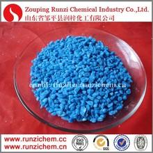Fungicide use of blue Copper sulfate
