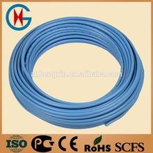 China wuhu 120v 18.5w/m solo conductor de cable de calefacción de cerdo de la raza