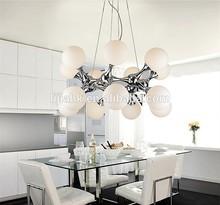Artical Round LED Chandelier Light/Classical Pendent Light