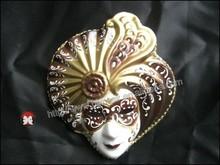 Lot of Decorative Ceramic Masks