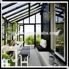Windows / Door Transparent Clear Sunroom Glass Panel