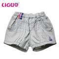 novo estilo de meninas short jeansinfantil denim shorts meninas