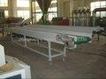 Déchets plastiques recyclage de tri ligne machines