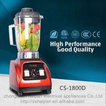 Modern Kitchen Equipment Commercial Citrus Multi Fruit high performance single serve personal blender