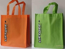 2014-2015 hot sell high quality folding non-woven bags with CE certificate