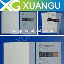 transparent Inkjet PET x-ray film used