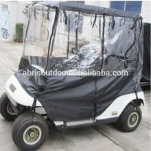 Golf Cart Enclosure for Club, Neighborhood or Community