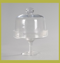 crytal cake stands for wedding cakes