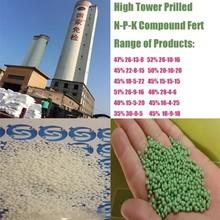 China High tower NPK Compound Fertilizers