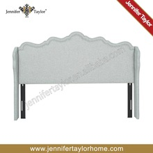 Jennifer Taylor classic adjustable fabric headboard