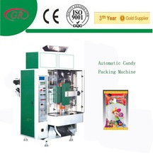 New hot sell cotton candy packaging machine for premade bag