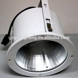 Wholesale 150W Halogen Downlight Aluminum Light Frame