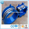 Axial stainless steel compensator/metal bellows expansion joint/compensator
