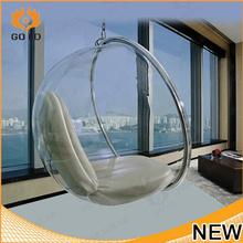 fashion design new design clear acrylic bench chair