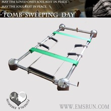 funeral European Style and Metal Material Casket Coffin Lowering Device