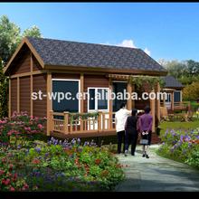 heat resistant wpc portable houses