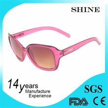 Natural polarized fashion acetate eyewear