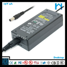 Durable for lcd Monitor ac dc adapter 100-240v 13v 4a