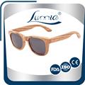 venta al por mayor nueva réplica de encargo de madera gafas de sol de china