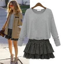 HFR-S152323 Women clothes online shopping 2015 long sleeve evening dress