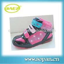 new arrival 2015 fancy girl skate shoes kids