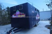 Most Durable Semi-trailer Frozen Food Warmer Truck