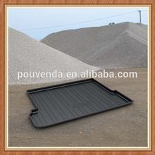 auto part car trunk mat boot liner car mat for toyota prado