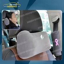 55D Memory Foam Soft Neck Pillow with Velvet Cover