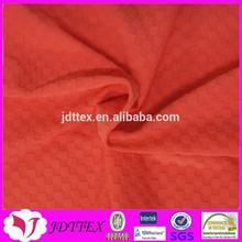 Spandex nylon thermal waffle knit fabric jacqurd fabric