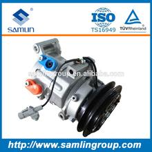 auto ac compressor / 12v ac compressor / 10S11 / denso ac compressor/ / r134a compressor