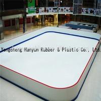 polyethylene sheet synthetic ice rink /uhmwpe hockey rink