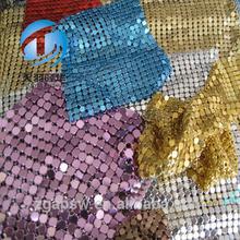 Metallic Decoration Drapery / Metallic Cloth / Metal Fabric