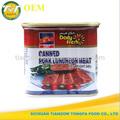 conservas de carne de porco para venda 340g almoço carne de porco