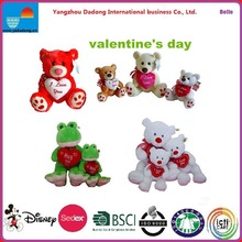 Plush Valentine's Day Toys / Plush Animal For Valentine's Day Toy / Plush Animal Toy