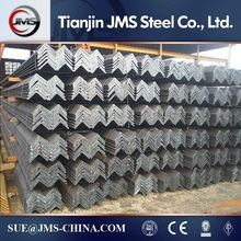 Steel angle standard size hot rolled mild carbon angle steel bar/iron